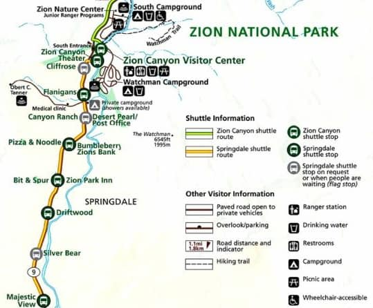 Springdale Zion Canyon Visitor Center VisitSpringdalecom